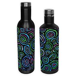 Indigo Falls® Circles Water Bottle