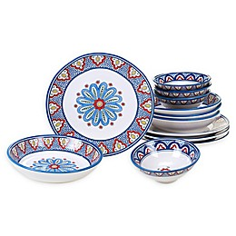 Certified International 12-Piece Dinnerware Set
