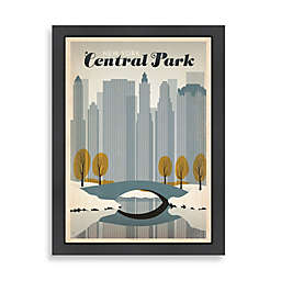 Americanflat The Art & Soul of America Central Park NYC Wall Art