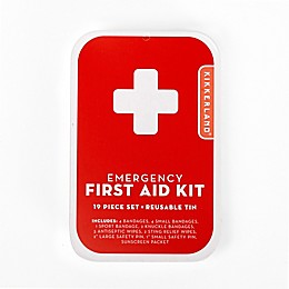 Kikkerland® First Aid Kit