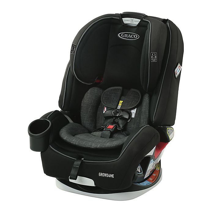 Alternate image 1 for Graco® Grows4Me™ 4-in-1 Convertible Car Seat
