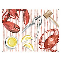 Pimpernel Summer Feast Placemats (Set of 4)