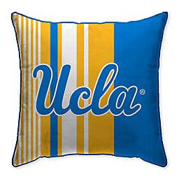 UCLA Variegated Stripe Decorative Throw Pillow
