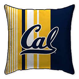 University of California Variegated Stripe Decorative Throw Pillow