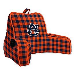 Auburn University Buffalo Check Backrest Pillow