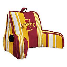 Iowa State University Striped Backrest Pillow