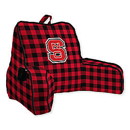 University of North Carolina Buffalo Check Backrest Pillow