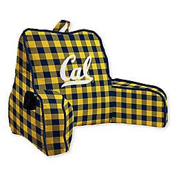 University of California, Berkeley Buffalo Check Backrest Pillow