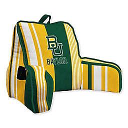 Baylor University Striped Backrest Pillow