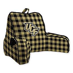 University of Central Florida Buffalo Check Backrest Pillow