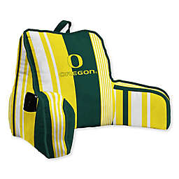 University of Oregon Striped Backrest Pillow