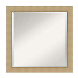 Amanti Art®  inches Wall Mirror in Natural