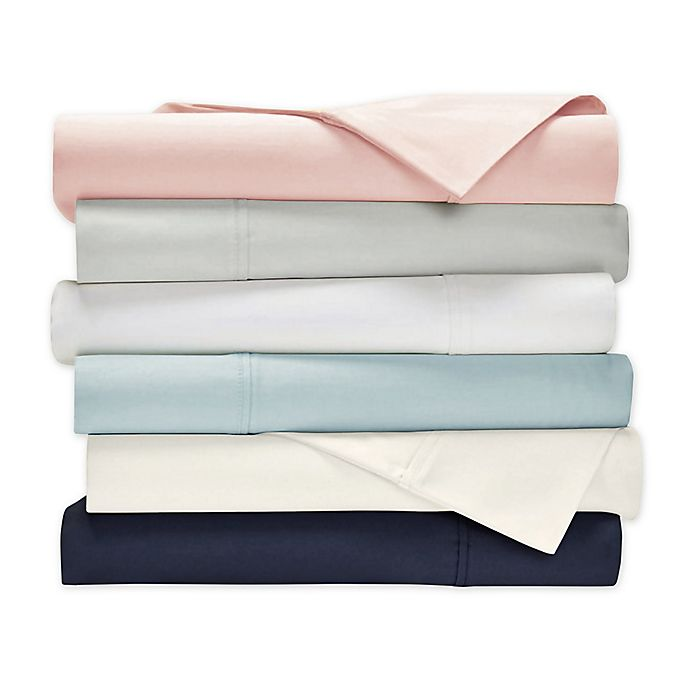 Alternate image 1 for SALT™ 200-Thread-Count Cotton Percale Sheet Set