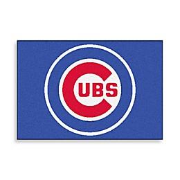 MLB Chicago Cubs Floor Mat