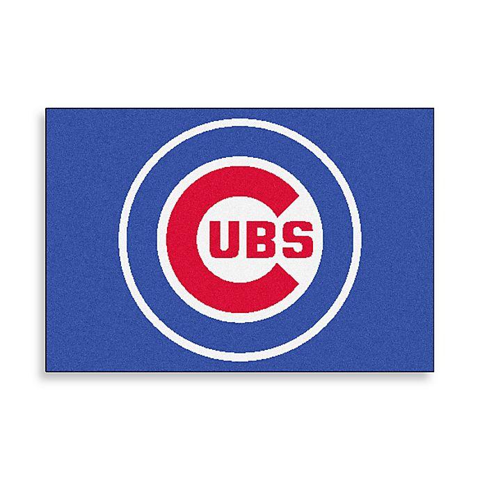 Alternate image 1 for MLB Chicago Cubs Floor Mat