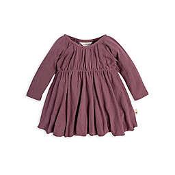Burt's Bees Baby® Pointelle Organic Cotton Bubble Dress in Purple