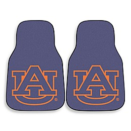 Auburn University Carpet Car Mat (Set of 2)