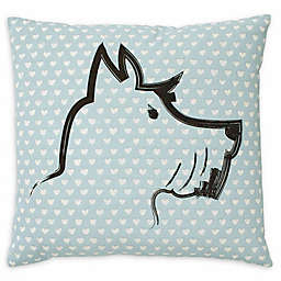 ED Ellen DeGeneres Riverside Square Throw Pillow in Light Blue