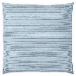 ED Ellen DeGeneres Riverside European Pillow Sham in Dusty Blue
