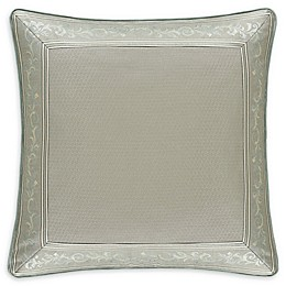 J. Queen New York™ Clearwater European Pillow Sham in Spa