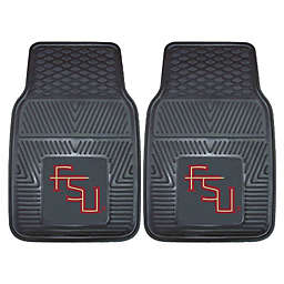 Florida State University Vinyl Car Mat (Set of 2)