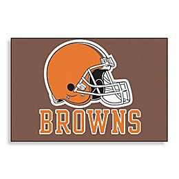 NFL Cleveland Browns 20-Inch x 30-Inch Floor Mat