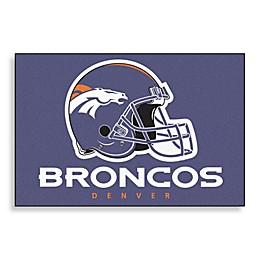 NFL Denver Broncos 20-Inch x 30-Inch Floor Mat
