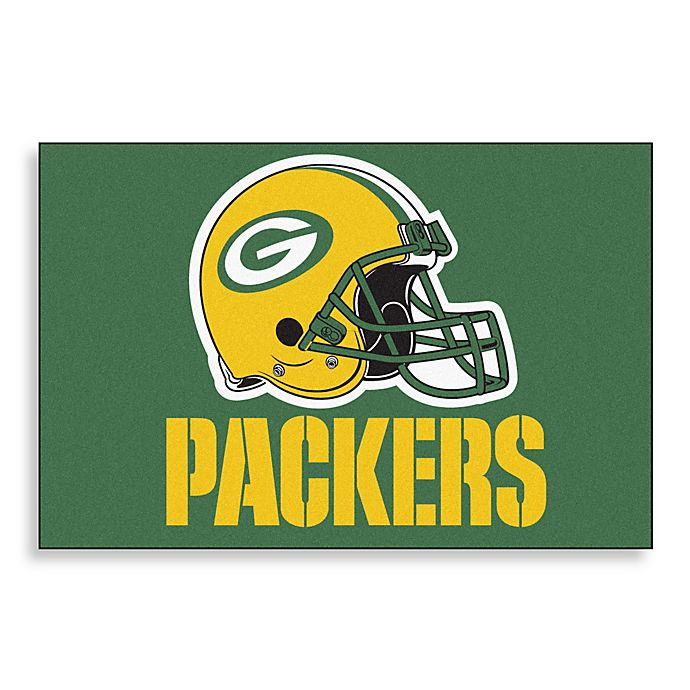 Alternate image 1 for NFL Green Bay Packers 20-Inch x 30-Inch Floor Mat