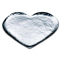 Mary Jurek Design Amore 9-Inch Heart Tray
