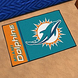 NFL Miami Dolphins 20-Inch x 30-Inch Floor Mat