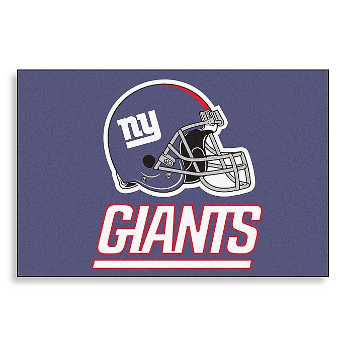 Alternate image 1 for NFL New York Giants Helmet 20-Inch x 30-Inch Floor Mat