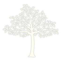 WallPops!® Silhouette Tree Wall Art Kit