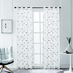 Clarita 54-Inch Grommet Window Curtain Panel