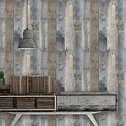 Tempaper® Repurposed Wood Peel and Stick Wallpaper