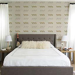 Tempaper® Spirit Animal Peel and Stick Wallpaper in Ivory