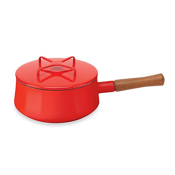 Alternate image 1 for Dansk® Kobenstyle 2 qt. Saucepan