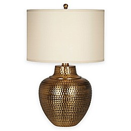Pacific Coast® Lighting Maison Loft Table Lamp with Linen Shade