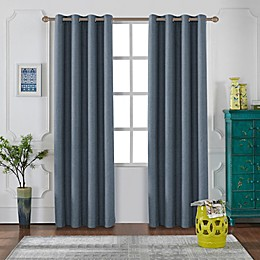 Venus Grommet Room Darkening Window Curtain Panel