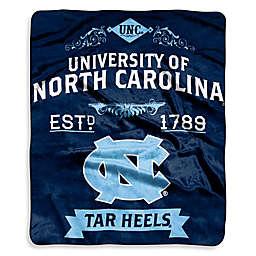 University of North Carolina Raschel Throw