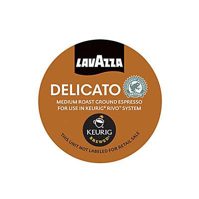 Lavazza® 18-Count Delicato Espresso for Keurig® Rivo® Brewers