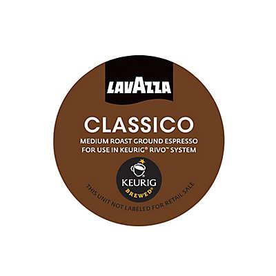 Lavazza® 18-Count Classico Espresso for Keurig® Rivo® Brewers