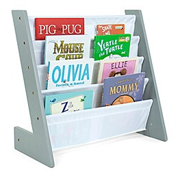 Humble Crew® Kids Bookshelf in Grey