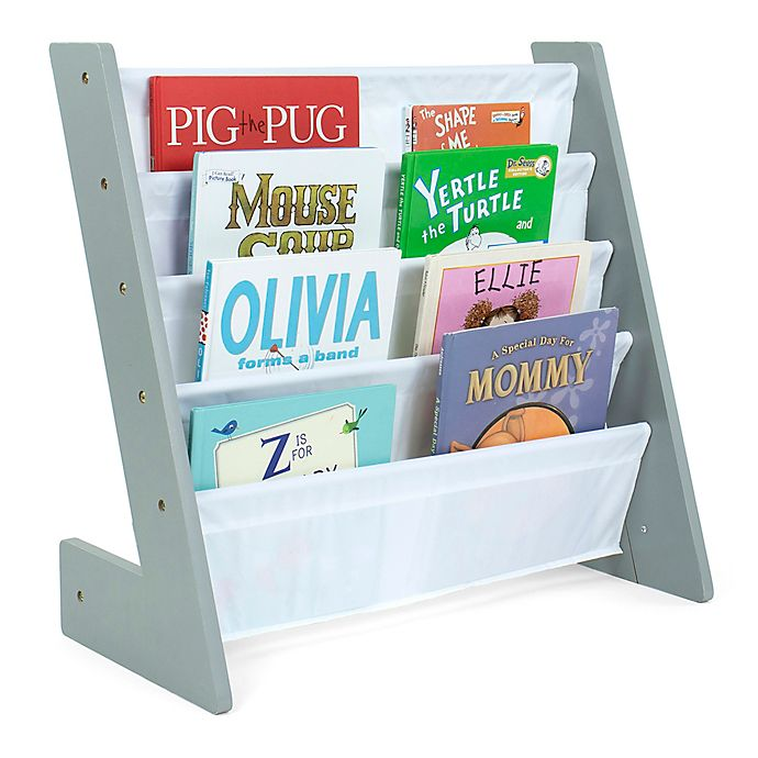 Alternate image 1 for Humble Crew® Kids Bookshelf in Grey