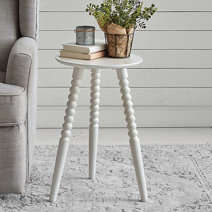 Alternate image 1 for Bee & Willow™ Home Turned Leg Accent Table