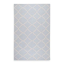Surya Winslow Rug in Pale Blue/Ivory