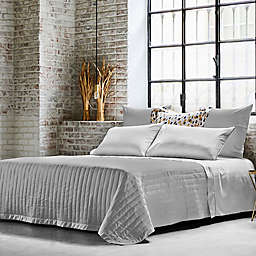 Frette At Home Vertical Coverlet