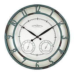 FirsTime & Co.® Laguna Outdoor Clock