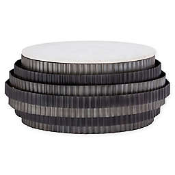 Tov Furniture™ Mosa Coffee Table in Zinc