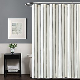 Truly Soft Millenial Stripe 72-Inch x 72-Inch Shower Curtain