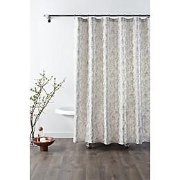 Croscill® Mila Shower Curtain in Linen